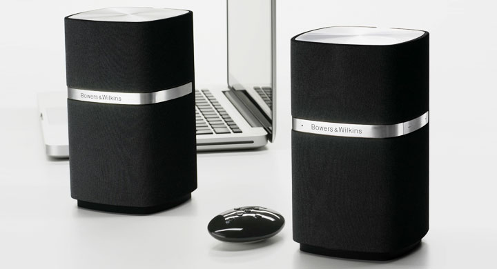 Bowers And Wilkins Speakers >> B&W Reveals MM-1 High-fidelity USB PC Speakers | Everything USB