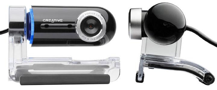 Creative live optia pro webcam