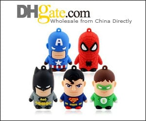 Find cool usb flash drives on DHgate.com