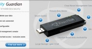 ExactTrak Security Guardian – First GPS Location Tracking Flash Drive