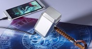 Thor has His Very Own Mjolnir-shaped USB Battery Pack