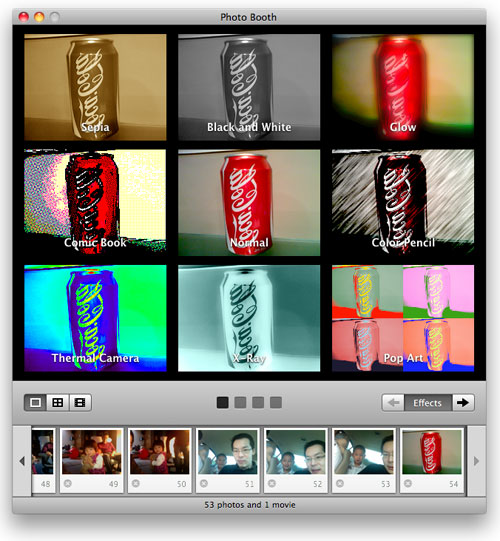 Photo booth effects free download for macbook 6.1