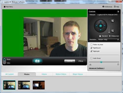 Logitech Hd Pro Webcam C910 Review Everything Usb