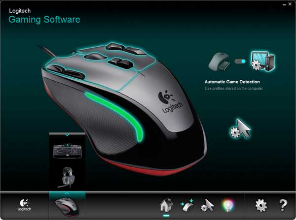 How can you find instructions for a Logitech mouse?