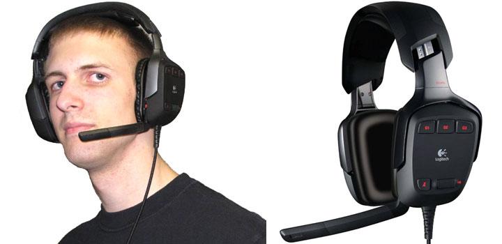 Logitech G35 Surround Headset Sound Drivers for Windows XP