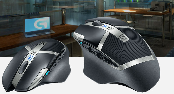 Logitech G602 Mouse Promises 1440 Hours of Battery Life