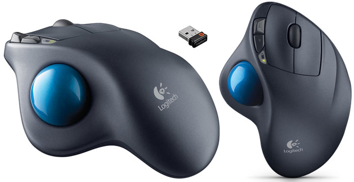 Logitech M570 Trackball Review | Everything USB