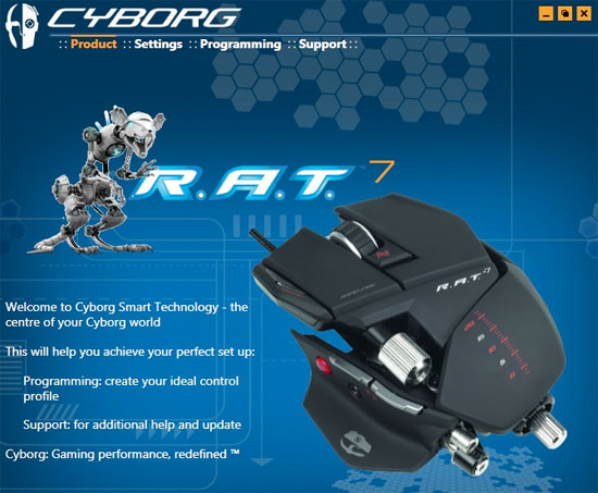 cyborg smart technology software