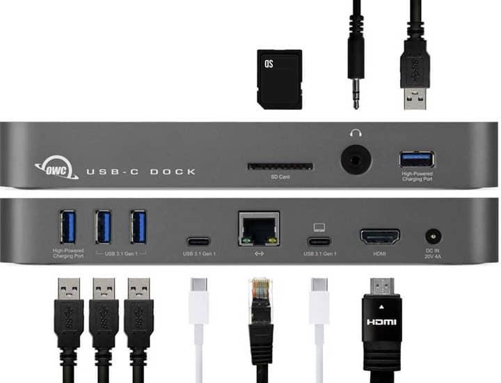 Six USB-C Laptop Docks Help Maximize Connectivity