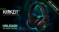 Razer Kraken is Back with Virtual 7.1 Surround Sound