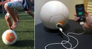 A Soccer Ball (or Football) that Generates Free Electricity