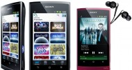 Sony Walkman Z1000 PMP Joins Android Crowd