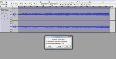 Audacity is a freeware software multitrack recorder you can use to record records playing on the Stanton T.90 USB turntable.