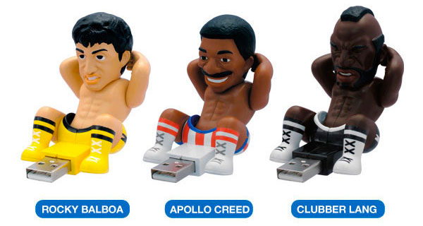 """They are certainly a more appropriate holiday present to your colleagues  than their """"humping"""" cousins. To be honest, the Rocky-series of Balboa, ..."""