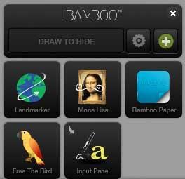 Bamboo pen wacom драйвера